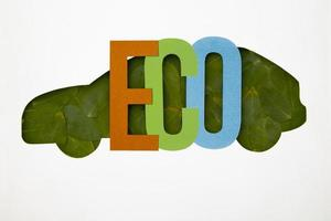 Eco friendly recycling concept