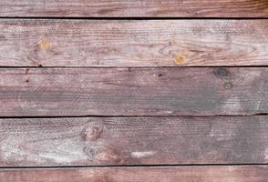 Old wooden plank wall photo