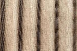 Old brown fabric photo