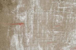 Rustic scratched wall photo