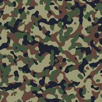 Military style camouflage background vector