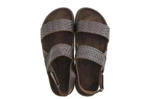 Sandal on white background