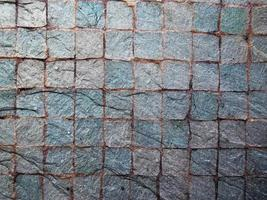 Close-up of marble or rock wall for background or texture photo