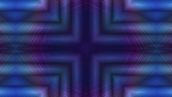 Abstract Textured Blue Background with Symmetrical Movement
