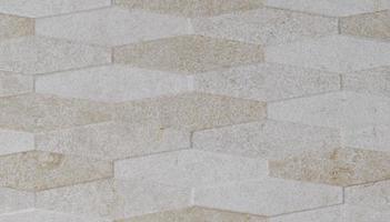 Textura de azulejos decorativos formando figuras geométricas. foto