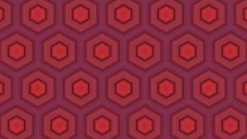 movimento abstrato fundo geométrico video