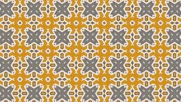 patrones de geometría de movimiento abstracto estilo retro video