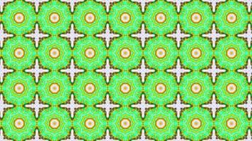 fundo de gráficos de movimento geométrico abstrato. padrão de formas multicoloridas