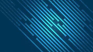 fondo de tecnología digital vector