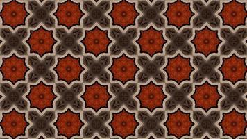 fundo animado sem costura padrão geométrico