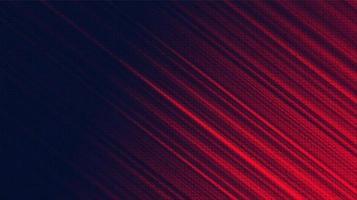 fondo de tecnología de velocidad moderna vector