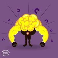 Stronger brain power vector