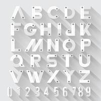 alfabeto vector set az