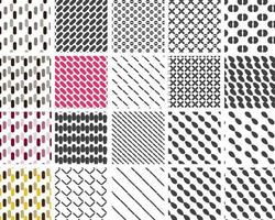 set background pattern vector