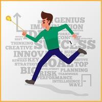 ilustraciones de concepto de negocio vector