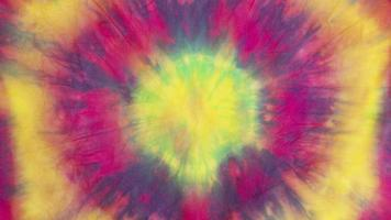 Tie dye fabric texture background photo