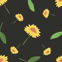 flower cute pattern seamles