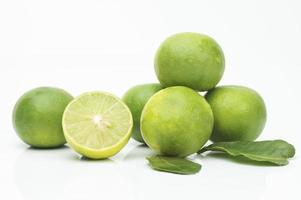 Group of limes photo
