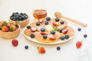 Healthy Breakfast set photo