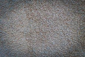 textura de lona de algodón foto