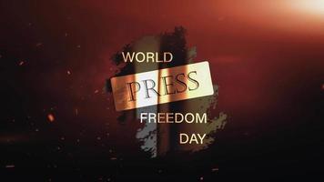 título cinematográfico do Dia Mundial da Liberdade de Imprensa