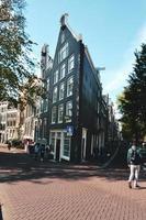 Amsterdam, Netherlands 2015- Gables Houses photo