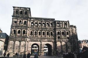 Trier, Germany 2015- Port Nigra, Black Gate photo