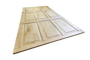 Beautiful boards wall, rectangle wainscot panel of timber photo