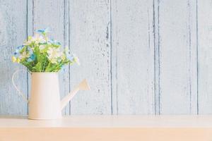 florero flor decoracion interior foto