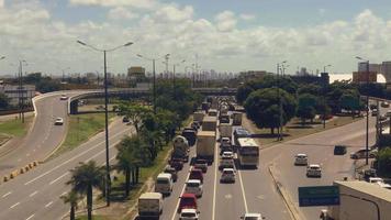 trafic urbain le matin