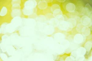 Abstract gold bokeh background - vintage filter photo