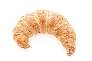French butter croissant photo