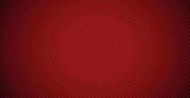 Textura de fondo realista de fibra de carbono roja - ilustración vectorial vector