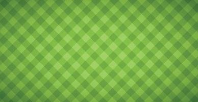 Realistic football background grass rhombus covering - Vector