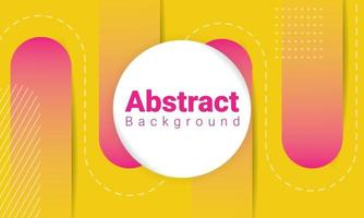 Modern abstract cover. Cool gradient shapes composition. Eps10 vector. vector
