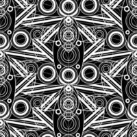Abstract Geometrical Background, Seamless Pattern