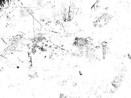 Concrete texture. Cement overlay black and white texture. vector