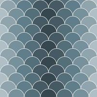 Seamless pattern with scales 03 vector
