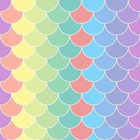 Seamless pattern with scales 02 vector