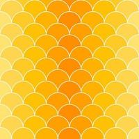 Seamless pattern with scales 05 vector