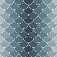 Seamless pattern with scales 04 vector