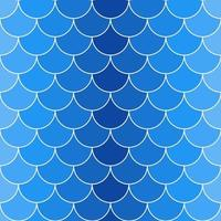 Seamless pattern with scales 08 vector