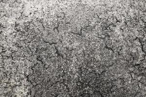 Grained gray metallic background photo
