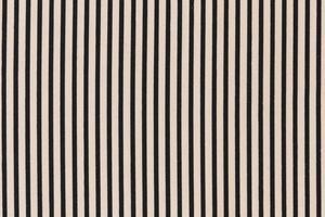 Black striped pattern cream background photo