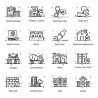 Logistics and Shopping vector