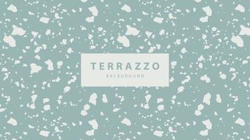 Terrazzo floor wallpaper background vector