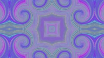 kaléidoscope fond violet video