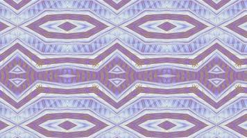 caleidoscópio de fundo geométrico iridescente