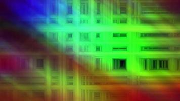 Abstract Textured Neon Background