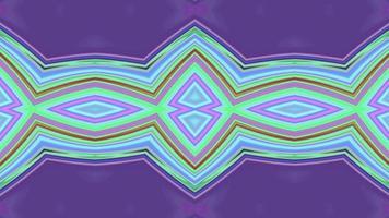mångfärgad bakgrundskalejdoskop video